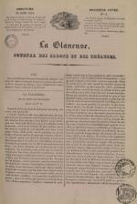 La Glaneuse : journal populaire, N°4