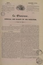 La Glaneuse : journal populaire, N°5