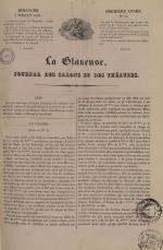 La Glaneuse : journal populaire, N°6