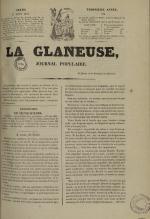 La Glaneuse : journal populaire, N°230