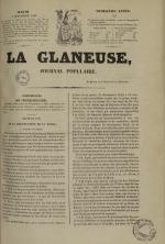 La Glaneuse : journal populaire, N°233