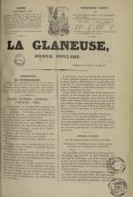 La Glaneuse : journal populaire, N°234
