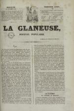 La Glaneuse : journal populaire, N°305