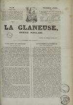 La Glaneuse : journal populaire, N°311