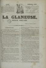 La Glaneuse : journal populaire, N°313