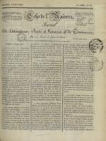 Echo de l'univers : journal de littérature, sciences et arts, et de commerce, N°78