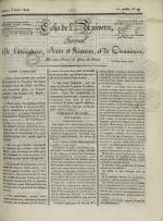 Echo de l'univers : journal de littérature, sciences et arts, et de commerce, N°79