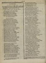 Journal du département de la Loire, N°277, pp. 2