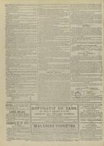 Le Censeur : journal de Lyon, politique, industriel et littéraire, N°4355, pp. 4