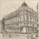 Place de la République ; La Grande maison