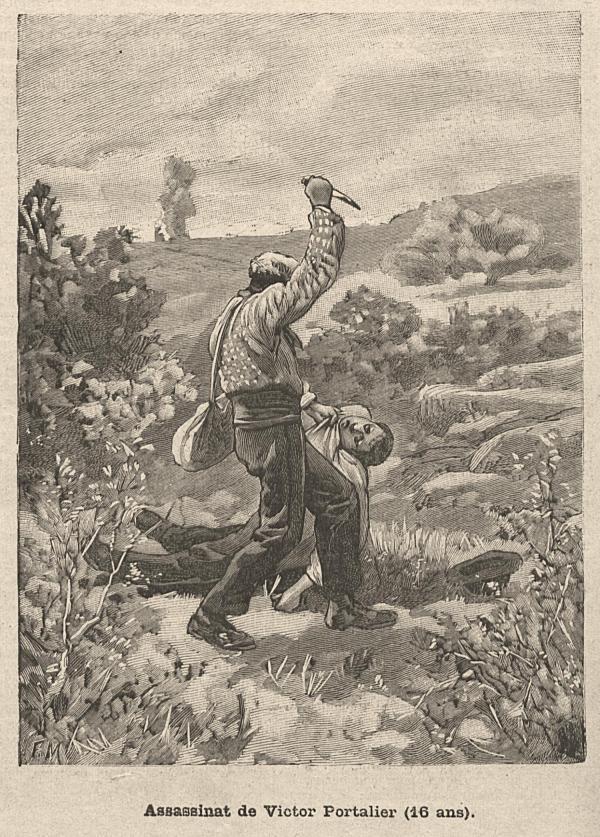 Les crimes de Vacher, le tueur de bergers