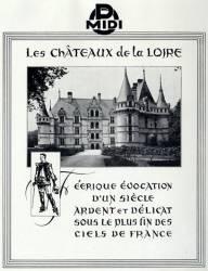 Châteaux de la Loire, Exemple, Châteaux de la Loire, n° 1