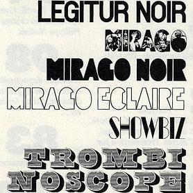 Mirago, Exemple, Mirago, n° 2