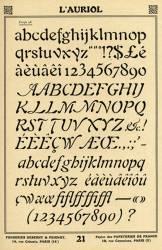 Auriol, Exemple, Auriol, n° 5