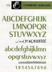 Chambord, Exemple, Chambord, n° 2
