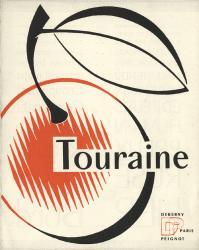 Touraine, Exemple, Touraine, n° 3