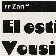 Zan, Exemple, Zan, n° 2