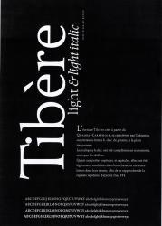 Tibère, Exemple, Tibère, n° 1