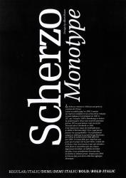 Scherzo, Exemple, Scherzo, n° 1