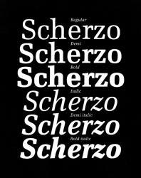 Scherzo, Exemple, Scherzo, n° 2
