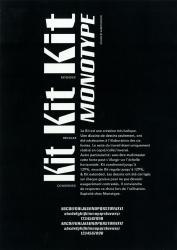 Kit, Exemple, Kit, n° 1