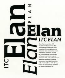 Elan, Exemple, Elan, n° 2