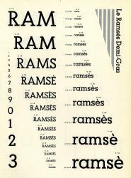 Ramsès, Exemple, Ramsès, n° 2