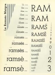 Ramsès, Exemple, Ramsès, n° 3