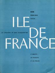 Ile de France, Exemple, Ile de France, n° 1