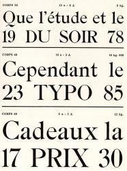 Récamier, Exemple, Récamier, n° 3