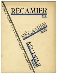 Récamier, Exemple, Récamier, n° 6