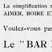 Récamier, Exemple, Récamier, n° 8