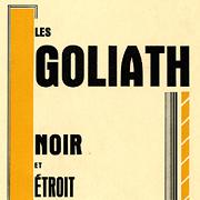 Goliath, Exemple, Goliath, n° 4