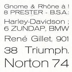 Ronsard, Exemple, Ronsard, n° 2