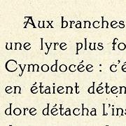 Giraldon, Exemple, Giraldon, n° 9