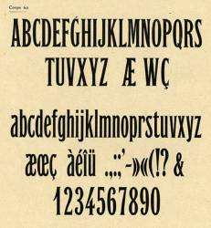 Latins, Exemple, Latins, n° 4
