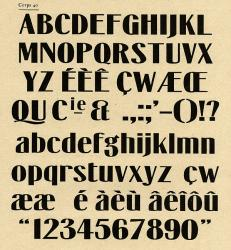 Polyphème, Exemple, Polyphème, n° 1