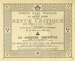 Moreau Le Jeune, Exemple, Moreau Le Jeune, n° 3