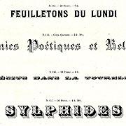 Lettres ornées, Exemple, Lettres ornées, n° 2