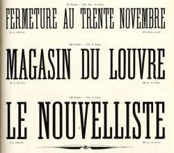 Caractères d'affiches Laurent & Deberny, Exemple, Caractères d'affiches Laurent & Deberny, n° 4