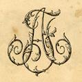 Chiffres et Lettrines, Exemple, Chiffres et Lettrines, n° 1