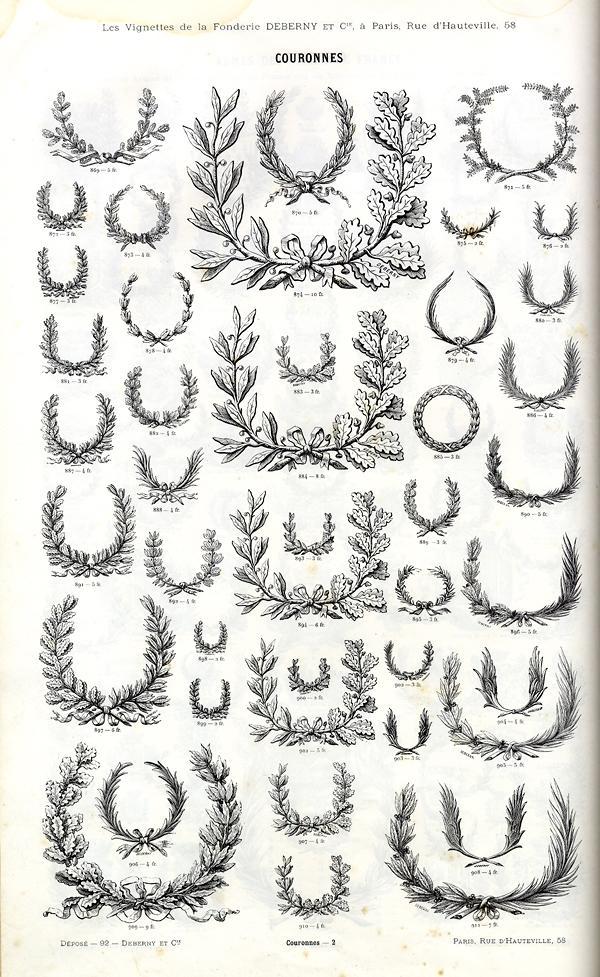 Lauriers et Médailles