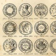 Lauriers et Médailles, Exemple, Lauriers et Médailles, n° 2