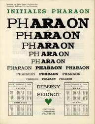 Pharaon, Exemple, Pharaon, n° 7