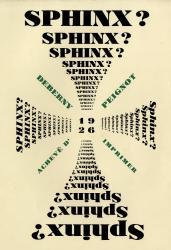 Sphinx, Exemple, Sphinx, n° 4