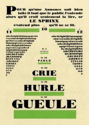 Sphinx, Exemple, Sphinx, n° 6