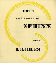 Sphinx, Exemple, Sphinx, n° 8