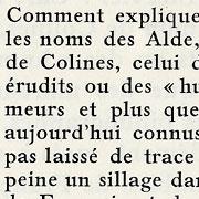Montaigne, Exemple, Montaigne, n° 1