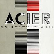 Acier, Exemple, Acier, n° 2