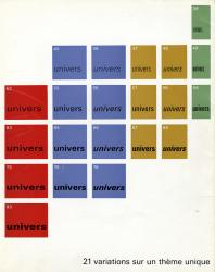Univers, Exemple, Univers, n° 12